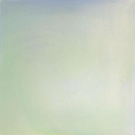 Keira Kotler, 'Pale Green Meditation #1 [I Look for Light]', 2015
