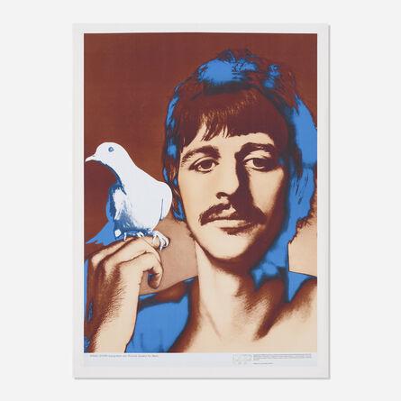Richard Avedon, 'Ringo Starr poster', 1967