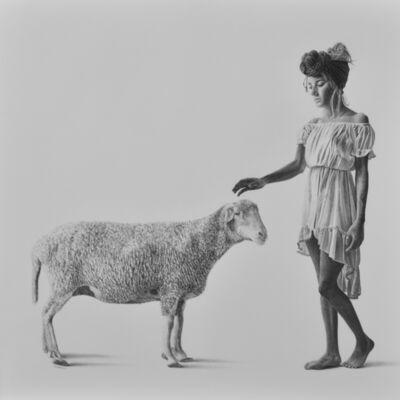 Samah Shihadi, 'The Good Shepherd', 2020
