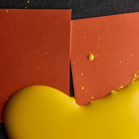 Daniel Mattar, 'Composition with Yellow', 2019