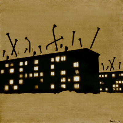 Rinat Voligamsi, 'Five-Story Buildings', 2015