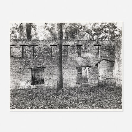 Walker Evans, 'Ruin of Tabby (Shell) Construction, St. Mary's, Georgia, 1936 from the Walker Evans: Selected Photographs portfolio', 1974