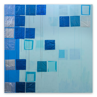 Holly Miller, 'The Times (Abstract painting)', 2020