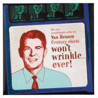 Andy Warhol, 'Van Heusen (RONALD REAGAN)  (FELDMAN & SCHELLMANN II.356)', 1985