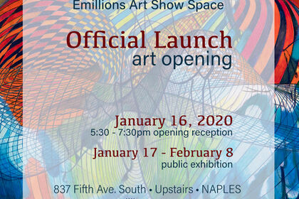 Grand Opening /Official Launch Emillions Show Space