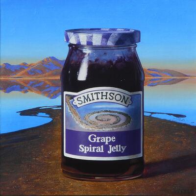 Ben Steele, 'The Grape Spiral Jelly', 2020