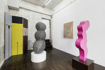 Haneyl Choi solo exhibition: Siamese