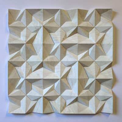 Matt Shlian, 'Ara 244: The Other Ishihara Test- Marble', 2016