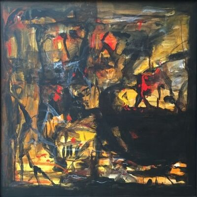 S. H. Raza, 'UNTITLED', 1978