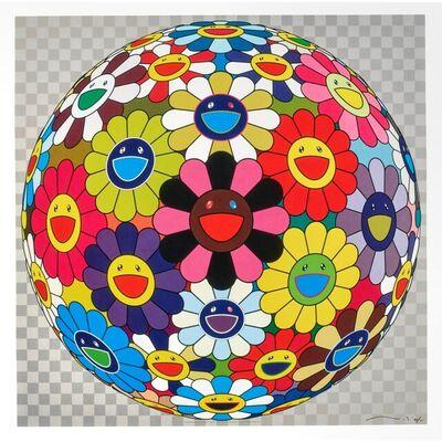 Takashi Murakami, 'Flower Ball (Kindergarten Days)', 2002