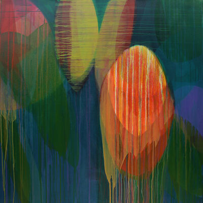 Katherine Sandoz, 'Palms', 2017
