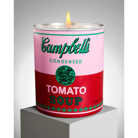 Andy Warhol, 'Campbell's Tomato Leaf', ca. 2015