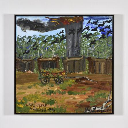 Ceija STOJKA, 'Auschwitz 01/08/1944', 2009