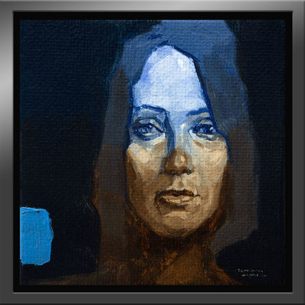 Denis Sarazhin, 'Portrait XE', 2020