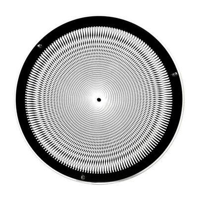 Ennio Chiggio, 'Interferenza Lineare 7 (radiale+spirale)', 1966-2003