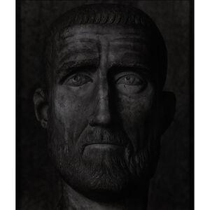 Patrick Faigenbaum, 'Vies parallèles, Rome', 1987