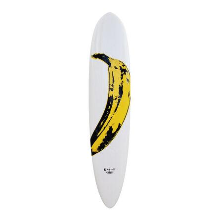 Andy Warhol, 'Banana Roundtail Surfboard', 2015-2019
