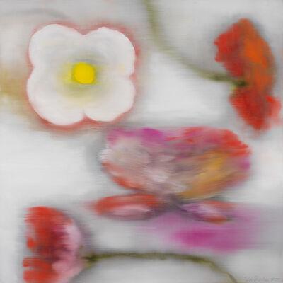 Ross Bleckner, 'Light Flower', 2019