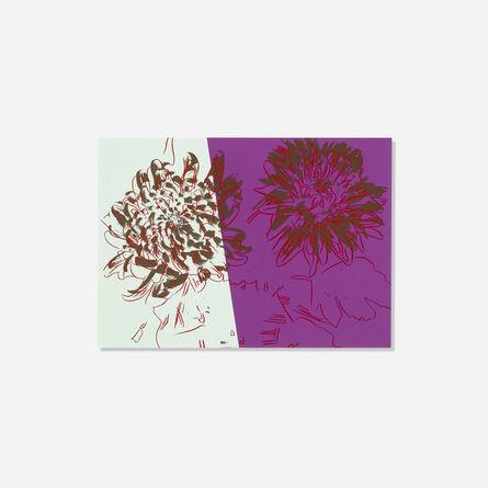 Andy Warhol, 'Kiku', 1984