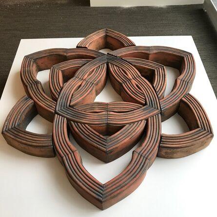 Nicholas Kripal, 'Cathedral Labyrinth I', 2001