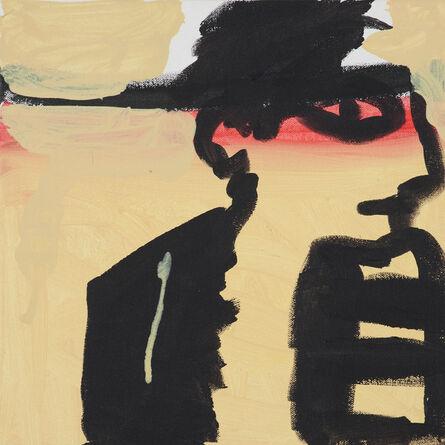 Federico Luger, 'Self Portrait', 2014
