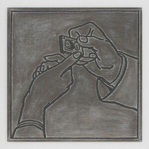 Peter Nagy, 'I Love You', 1987