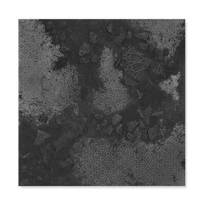 Yasmina Alaoui, 'Black Square #1', 2017
