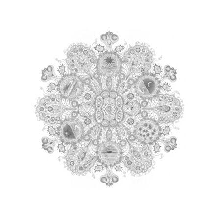 Michiyo Ihara, 'Space Party, Snowflakes Series #87', 2010