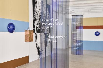 Paul Maheke: Vanille Bleue
