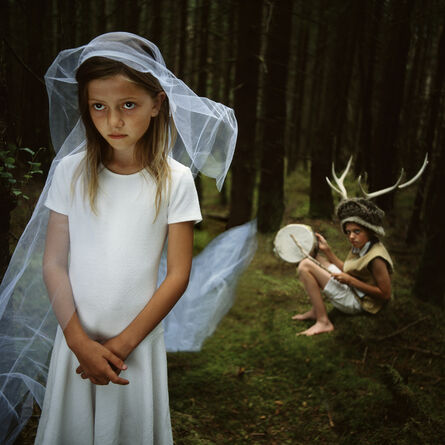 Viktoria Sorochinski, 'Enchanted bride', 2016