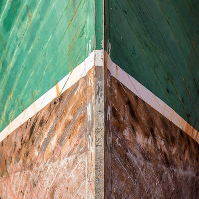 "Michele Dragonetti, 'Untitled (""Portimao Green Wood"")', 2016-printed/mounted 2016"