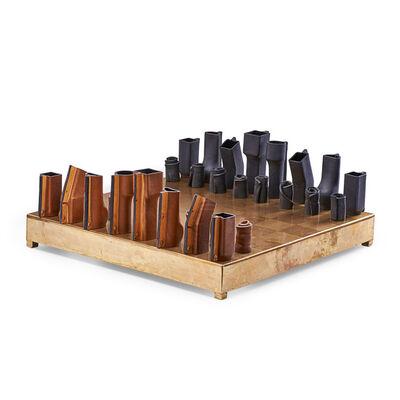 Simon Hasan, 'Chess set', 2010