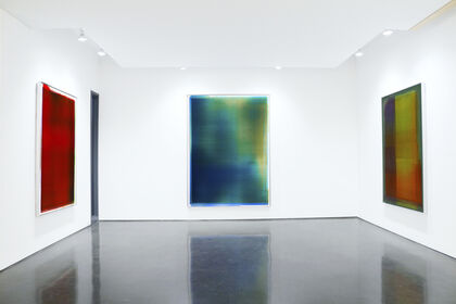 """JONATHAN FORREST: """"The Other Side of Colour"""""""