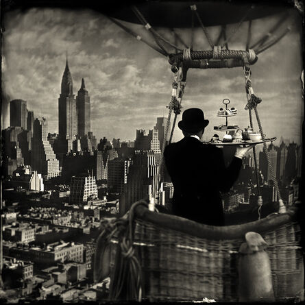 Alex Timmermans, 'storytelling - high tea', 2018
