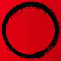 Takashi Murakami, 'Ensō: The Heart', 2015