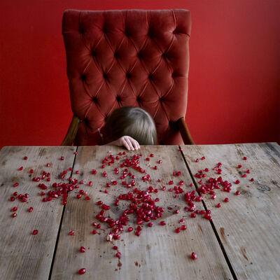 Cig Harvey, 'The Pomegranate Seeds, Scout, Rockport, Maine', 2012