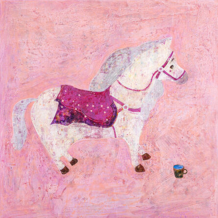 LO Chiao-Ling, 'A Pink Pony', 2015