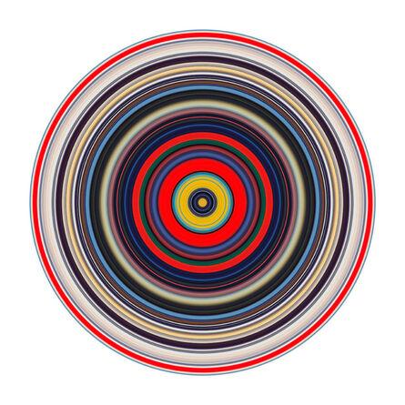 Peter Wilkins, 'Number of the Beast', 2013