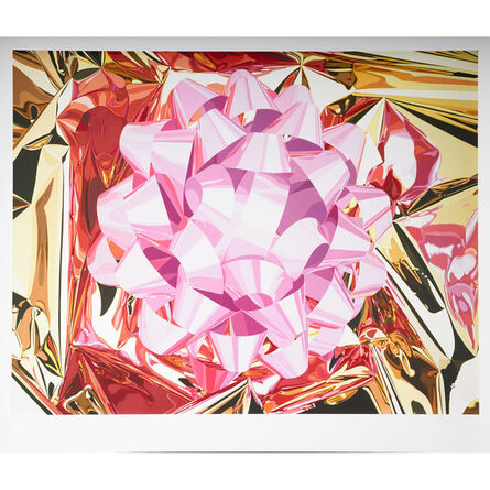 Jeff Koons, 'Pink Bow from Celebration Series', 2013