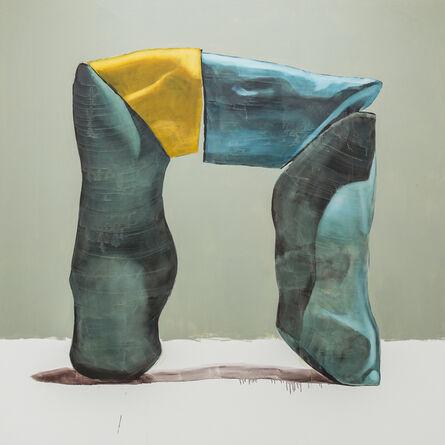 Michel Pérez Pollo, 'Piedra angular', 2014