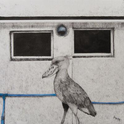 Rin Kuroki, 'HAZAMA-19 Shoebill', 2018