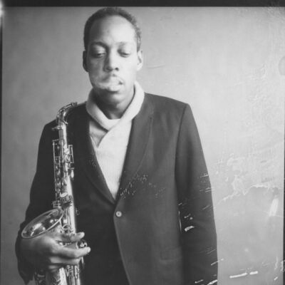 Bert Stern, 'Sonny Stitt', 1958