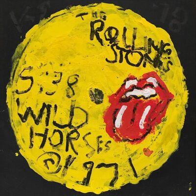 Kerry Smith, 'Rolling Stones / Wild Horses', 2018