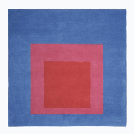 Josef Albers, 'Homage to the Square: Full (Rug)', Current production based on 1962 work