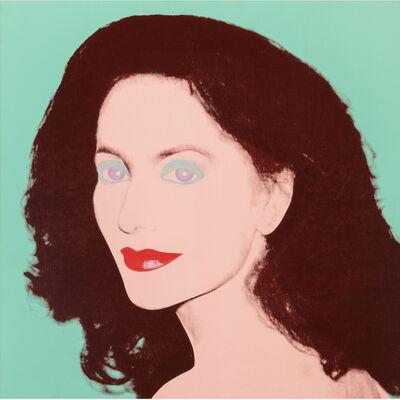 Andy Warhol, 'Lola Jacobson', 1980