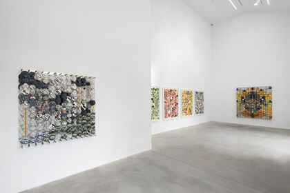 Jacob Hashimoto | Works