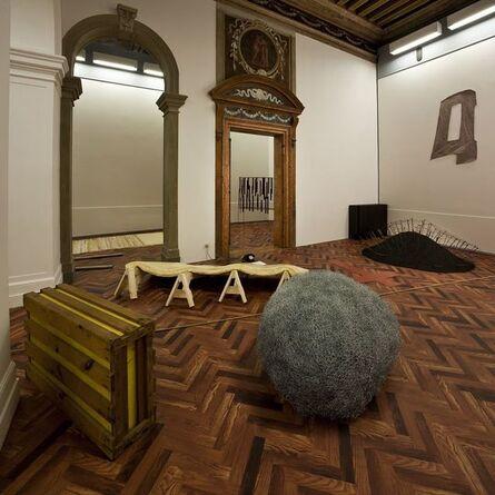 """'""""When Attitudes Become Form: Bern 1969/Venice 2013"""" Exhibition View at Fondazione Prada, Venice', 2013"""