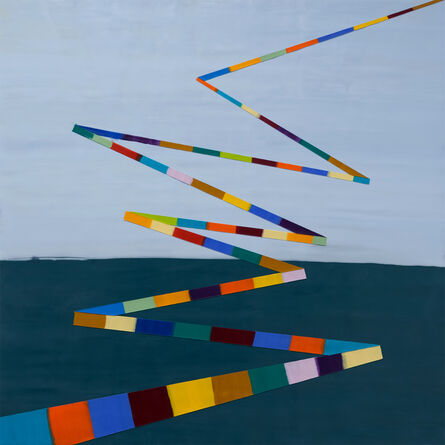 Kathy Cantwell, 'Walking Line #36', ca. 2018