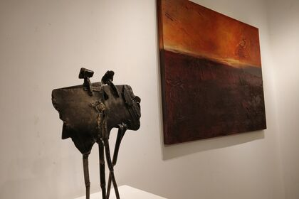 Hesperides at Little Buckland Gallery