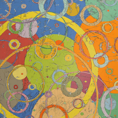 Rusty Wolfe, 'Astrologer', 2015